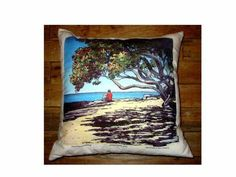 The little GALLERY of fine ARTS; Limited Edition cushions  #fabric #decor #fineart