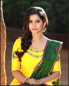 Nabha Natesh Latest Images, Pictures, Stills Beautiful Girl Indian, Beautiful Girl Image, Beautiful Indian Actress, Beautiful Actresses, Beautiful Saree, Beautiful Women, Beautiful Models, Beautiful Celebrities, Beautiful People