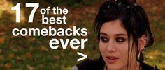 best comebacks ever