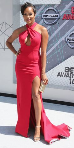Letoya Luckett was most beautiful at the 2016 BET Awards