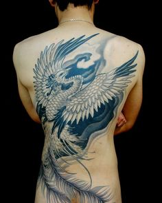 Phoenix Tattoo for man - 50 Beautiful Phoenix Tattoo Designs