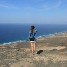 New post in my blog!! Discovering Cofete, Fuerteventura with my Sofia cross body bag... http://www.genuinemyself.com/be-genuine-blog