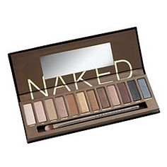 Urban Decay Naked Palette..The best for eye make up
