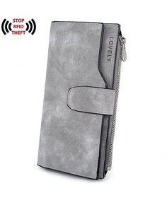 Buy Womens Blocking Leather Organizer - Rifd Grey_ - and More Fashion Bags at Affordable Prices. Fashion Bags, Womens Fashion, Rfid Wallet, Neck Massage, Wallets For Women, Women's Wallets, Women's Bags, Organization, Handbags