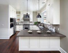 Palo Alto - Small Historic Home Renovation - transitional - Kitchen - San Francisco - Lindsay Chambers Design