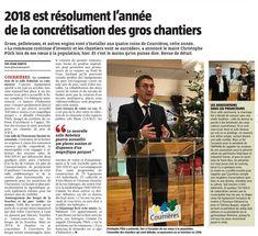L'APPHIM aux vœux du Maire #courrières Christophe #Pilch 2018 http://apphim.fr/articles.php?lng=fr&pg=6058&mnuid=1137&tconfig=0 #VoixduNord Apphim La Voix du Nord Lens