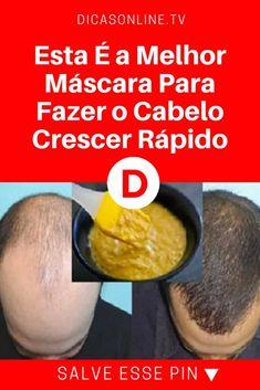 Fazer cabelo crescer rapido | Esta É a Melhor Máscara Para Fazer o Cabelo Crescer Rápido. Comprovado! | É mesmo incrível!