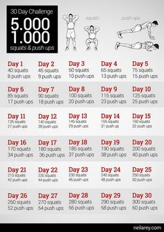 Health Discover squats 1000 push ups challenge. LET& squats 1000 push ups challenge. Push Up Challenge Workout Challenge Challenge Accepted Workout Schedule Fit Girl Motivation Fitness Motivation Motivation Inspiration Ectomorph Workout Endomorph Diet Push Up Challenge, 30 Day Workout Challenge, Workout Schedule, Gym Workouts, At Home Workouts, Workout Calendar, Monthly Workouts, 30 Day Challenge For Men, Challenge Accepted