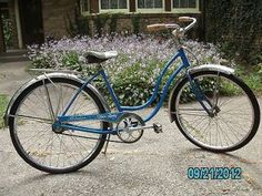 1960 fairs | 1960 SCHWINN FAIR LADY BICYCLE ONE OWNER GOOD CONDITION NO RESERVE