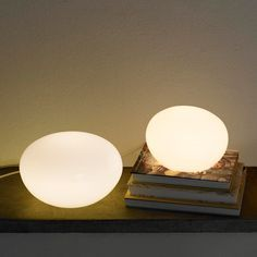 Kuukuna lamps by Iittala.
