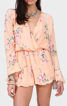 The only Romper I've seen in a while that is something is try to wear.