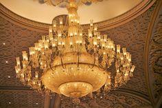 Carlton Hotel, Riyadh, Chandelier, Ceiling Lights, American, Luxury, Home Decor, Candelabra, Decoration Home