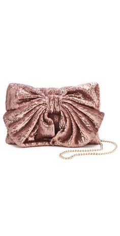 Special Offers Available Click Image Above: Red Valentino Paillettes Bow Bag