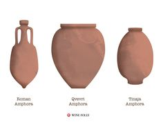 Learn about a winemaker in Oregon who is using the ancient technique of amphorae to make wine.