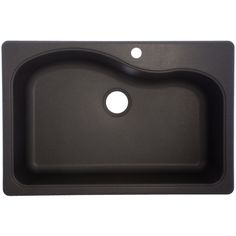 $298 Franke USA Single-Basin Dual Mount Granite Kitchen Sink available at Lowe's... Thanks, for my new sink Kev!!! Love it!!!