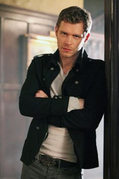 Joseph Morgan in The Vampire Diaries (2009)