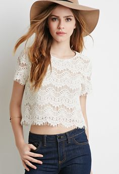 Beautiful Lace Tops for Women : Lace Tops For Women 10