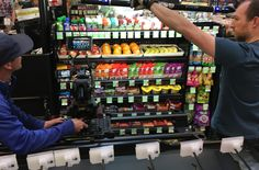 CSPI is shooting a video on healthy checkout. Here's a behind-the-scenes glimpse at our crew on location. Made Goods, Behind The Scenes, Healthy, Health