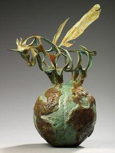 Richard Texier sculpture