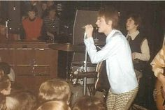 Small Faces at the Dungeon Club, Nottingham, 1966