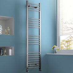 Towel Radiator | Bathroom Radiators | Towel Rail Radiator - BathEmpire