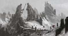 The hunter returns UPDATED by NilfheimSan.deviantart.com on @deviantART