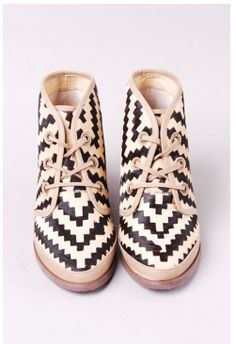 Awesome shoes to wear for SXSW, ACL or shoes at Club Deville