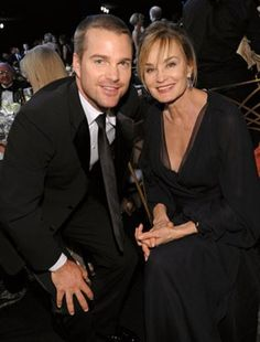 Jessica Lange & Chris O'Donnell