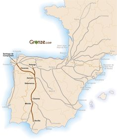 21 Camino Via De La Plata Ideas Camino De Santiago The Camino Camino De Santiago Trail