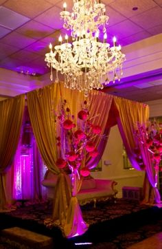 new york pakistani wedding by design house decor loverly