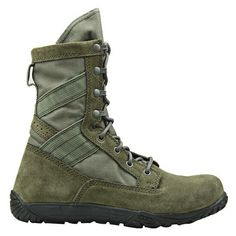 Tactical Research Minimil Air Force Sage Green Boots | TR103