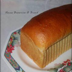 Resep Roti Tawar/Loaf Bread