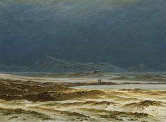 Nordische Landschaft, Frühling (Caspar David Friedrich)