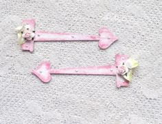 Fancy Chipboard Brackets Hinges for scrapbooking