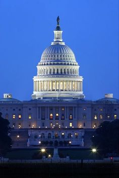 United States Capitol Building: too bad about 200 jerks (of 535 senior staff) have to work there.