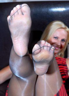Feet, Pantyhose, Nylon, Stockings..