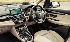 BMW 2-Series Active Tourer - Luxury interior