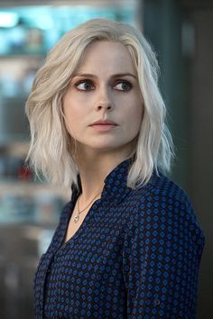 Still of Rose McIver in iZombie (2015) © 2015 The CW - via IMDb