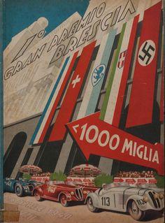 Peek into a Mille Miglia Garage - Photography by Afshin Behnia