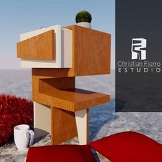 :::Funk nightstand::: #design #furnituredesign