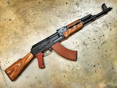 Wood, Plastic, and Steel Military Weapons, Weapons Guns, Guns And Ammo, Assault Weapon, Assault Rifle, Kalashnikov Rifle, Alaska Adventures, Guns Dont Kill People, Rifle Stock