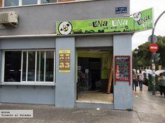 Lluna Lluna Bar en Valencia Avenida de Menéndez Pelayo, 16 46010 Valencia Tel. 963 369 425 Precio: 8 euros menú del día