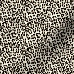 snow leopard fabric by glimmericks on Spoonflower - custom fabric Living Room Redo, Snow Leopard, Custom Fabric, Spoonflower, Animal Print Rug, I Shop, Gift Wrapping, Fabrics, Prints