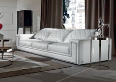 divano Helmut -design Giuseppe Viganò -Fratelli Longhi