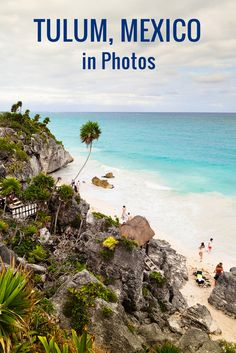 For coastline bliss, take a drive from Cancun to the beaches and ancient ruins of Tulum.
