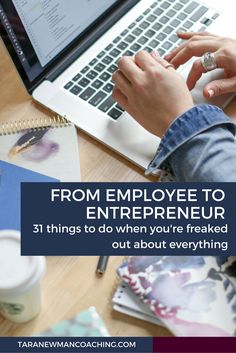 Employee to Entrepre