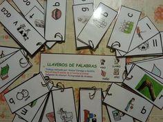 Impresionante este trabajazo que ha preparado Carmen Fernández Cacho (con pictogramas de Arasaac) para compartir con todos nosotros.... Spanish Classroom, English Class, Interactive Notebooks, Games, Blog, Psp, Homeschooling, 4 Years, Vocabulary Activities
