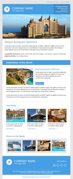 Newsletter Templates Free Email Templates  CakemailCom  Email