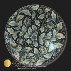 ceramica-caltagirone-piatto-agatino-caruso-ceramiche-artistiche-dipito-a-mano (5)
