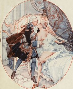 La Vie Parisienne 1926 France Art Print by The Advertising Archives. All prints are professionally printed, packaged, and shipped within 3 - 4 business days. Serpieri, Pin Up, France Art, Erotic Art, Cartoon Art, All Art, Vintage Posters, Art Inspo, Fantasy Art